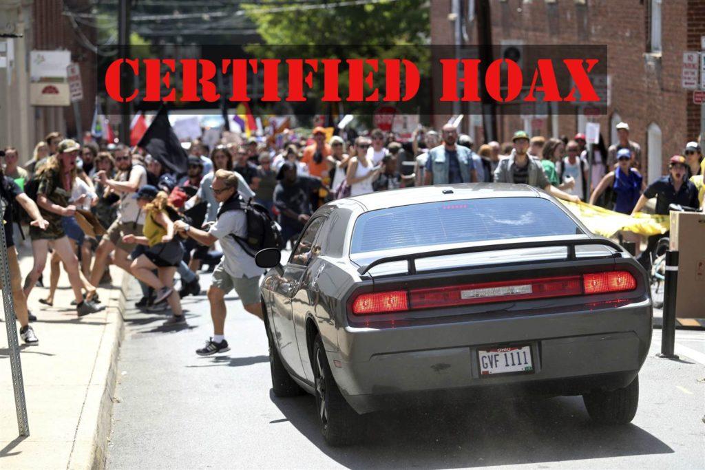 Charlottesville Hoax Exposed